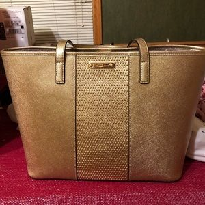 Michael Kors large tote purse